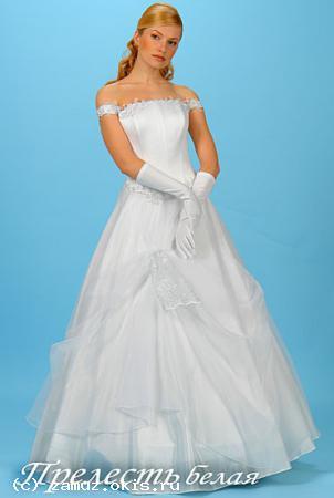 Свадебное платье Перелесть.